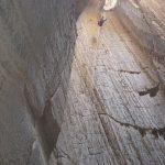 טיול סנפלינג למערת מלח בהר סדום